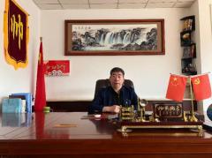 汾玺酒业创始人兼董事长杨勇市场