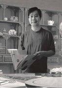 签约巴黎美爵的中国当代著名美术