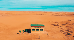 沙漠邮局:沙漠深处的一座古老邮